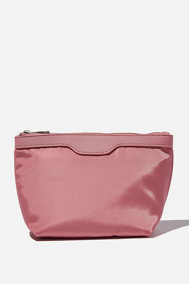 Nadia Everyday Pouch, PETAL PINK