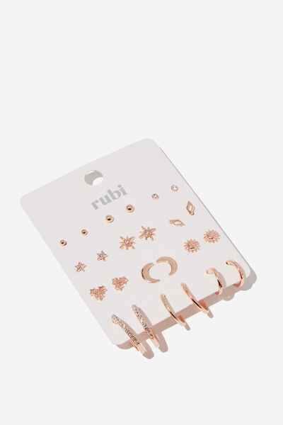 Freya Classic Multi Pack, ROSE GOLD