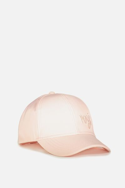 Nancy Cap, BLUSH/ROSE