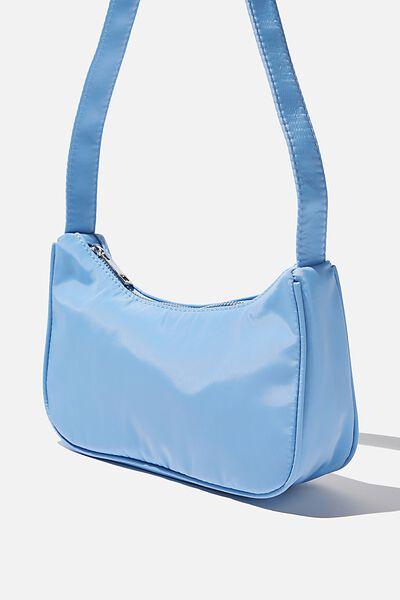 Nadia Underarm Bag, AUTHENTIC BLUE