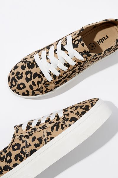 Willow Platform Sneaker, ANIMAL PRINT