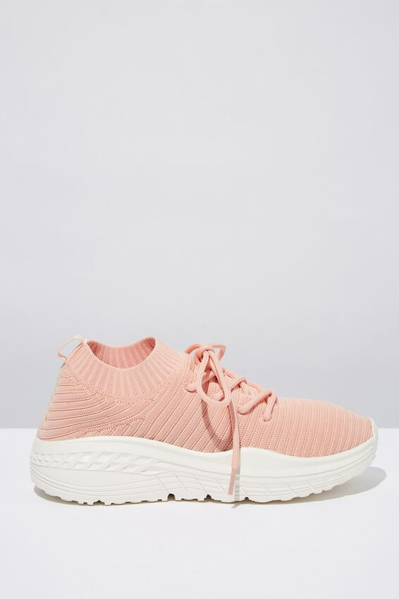 Freya Sock Trainer, WASHED CORAL