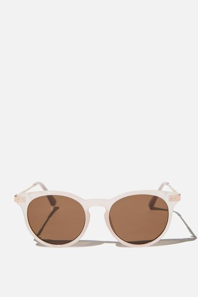 Remi Sunglasses, ROSE/ GOLD