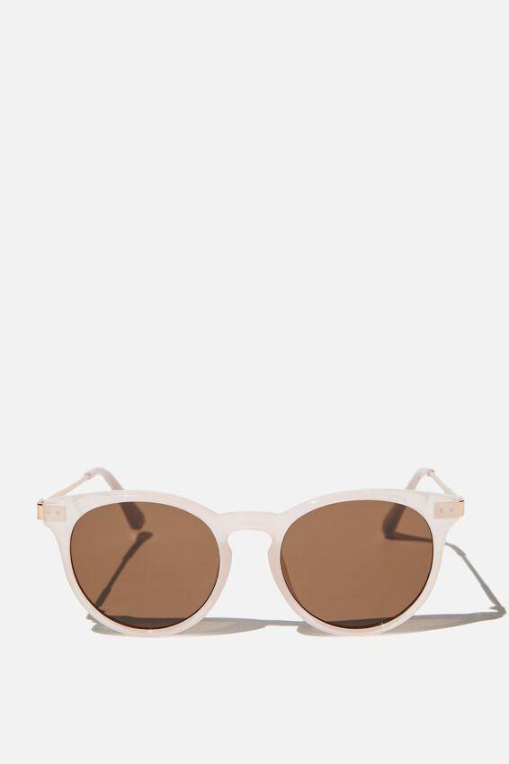 Remi Sunglasses, ROSE/ GOLD