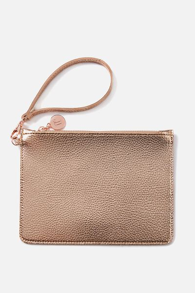 Margot Clutch, ROSE GOLD