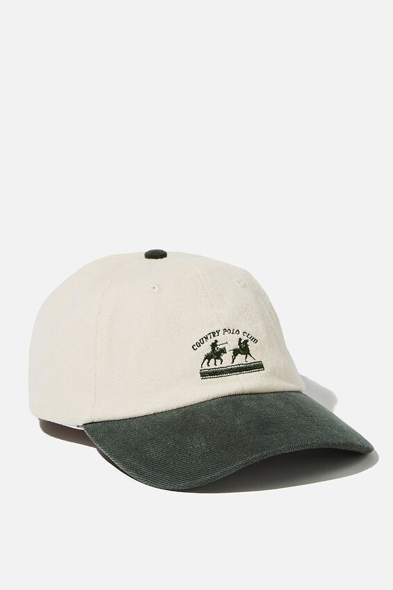 Classic Dad Cap, CLIMBING IVY/COUNTRY POLO