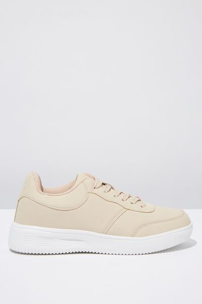 Alice Low Rise Sneaker, NUDE