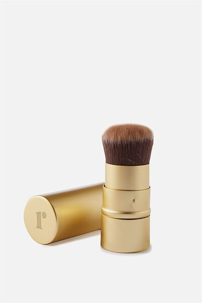 Bronzer Brush, GOLD