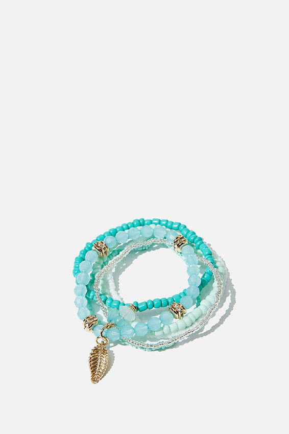 Rarity Bondi Friendship Bracelet, TURQUOISE