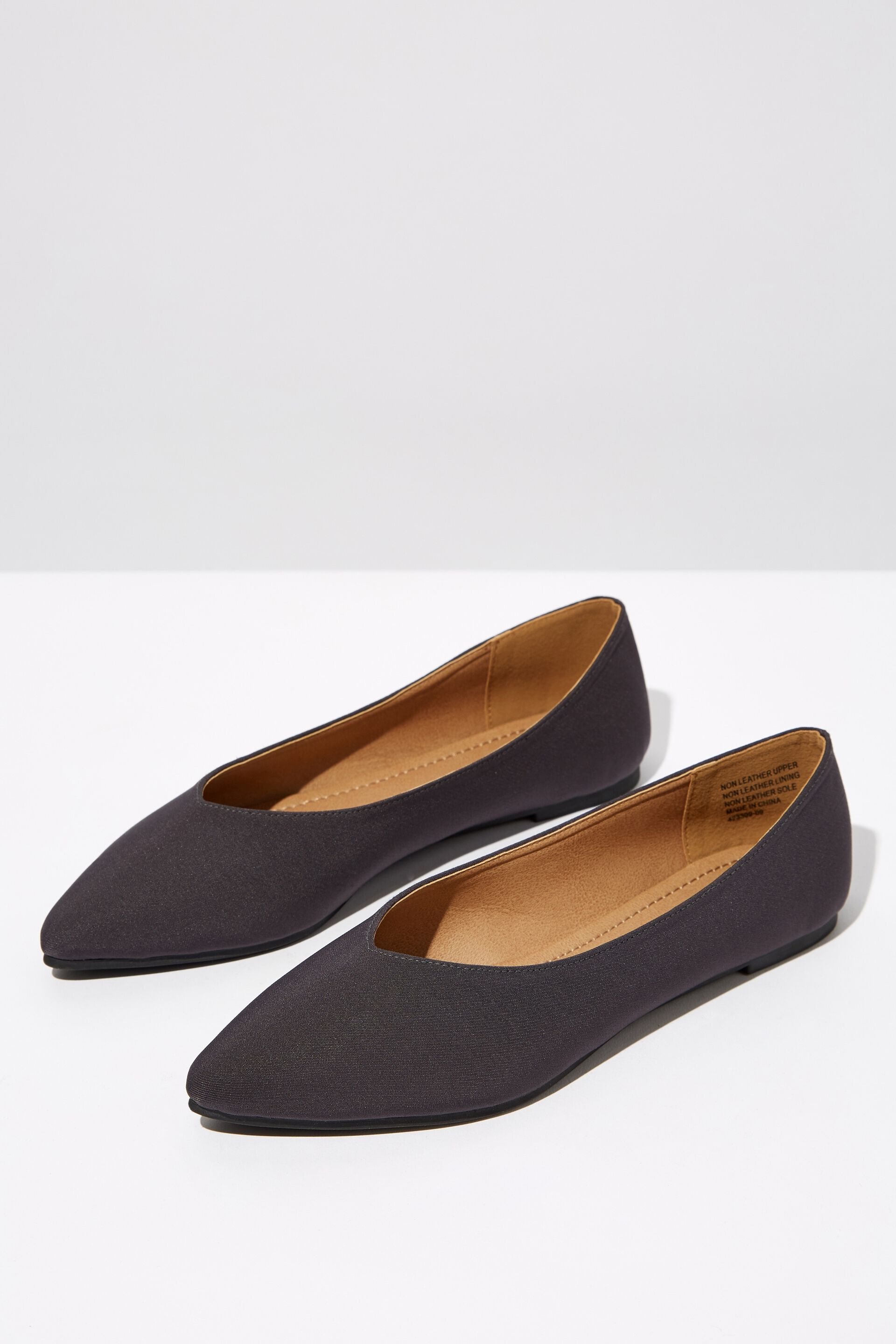 Women's On Mulecotton Eh29di Shoesloafersamp; Flat rCexBod