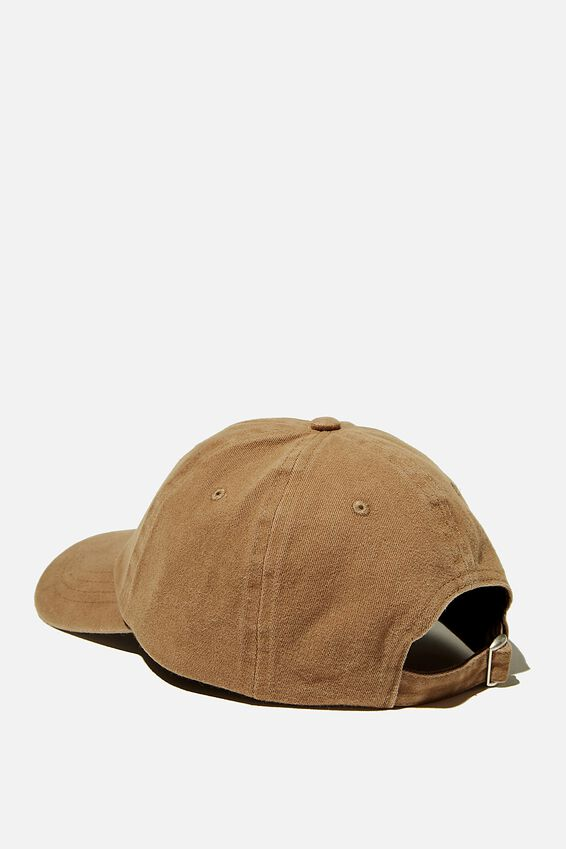 Classic Dad Cap, SOFT BROWN