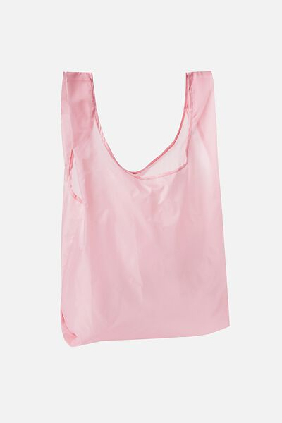 Foldable Market Bag, PINK