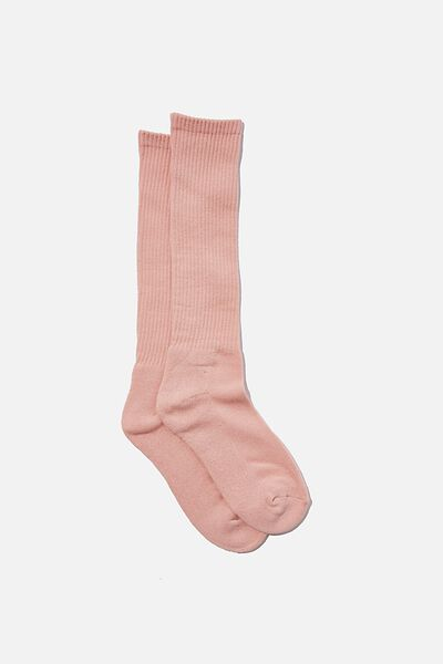 The Dad Sock, DUSTY PINK