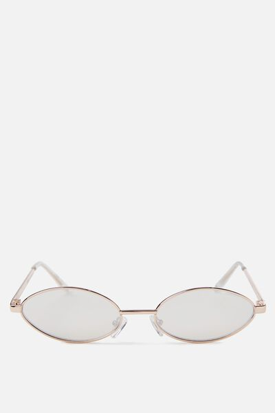 Becky Sunglasses, ROSE GOLD/ROSE GOLD