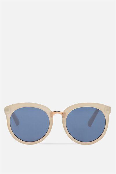 Mia Full Frame Sunglasses, S.MILKY ANGEL