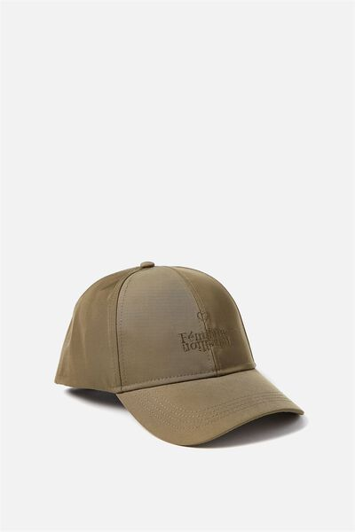 Nancy Cap, KHAKI/FEMININE REBELLION