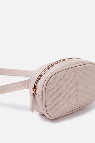 Brodie Belt Bag, BLUSH