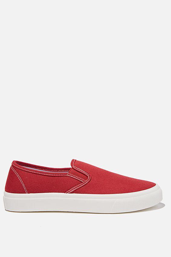 Harper Slip On, RED