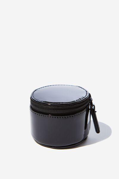 Mini Jewellery Box, BLACK