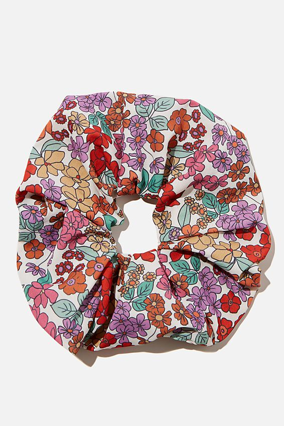 Super Scrunchie, ELLIE FLORAL MULTI