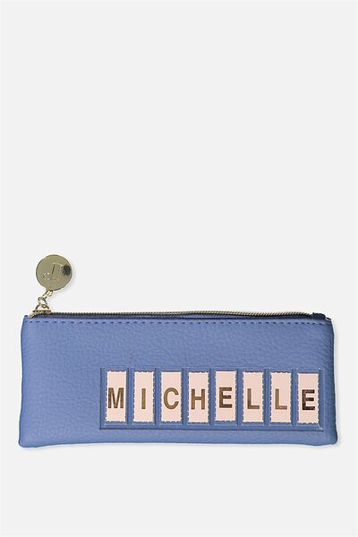 Personalised Mini Cosmetic Case, MOONLIGHT