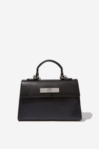 Lucy Little Lady Bag, BLACK