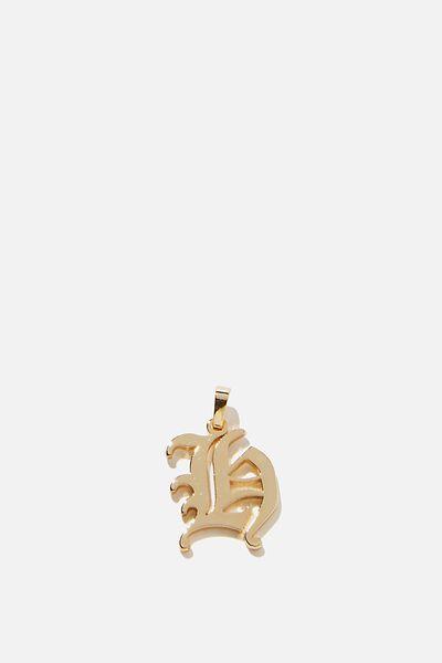 Premium Charm, GOLD PLATED K