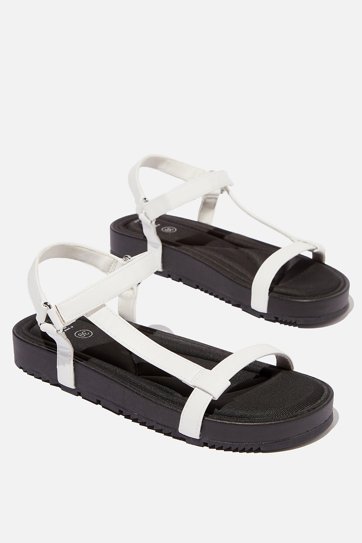 Malmo Flatform Sporty Sandal