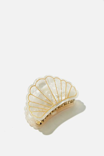 Athena Shell Claw, MOTHER OF PEARL
