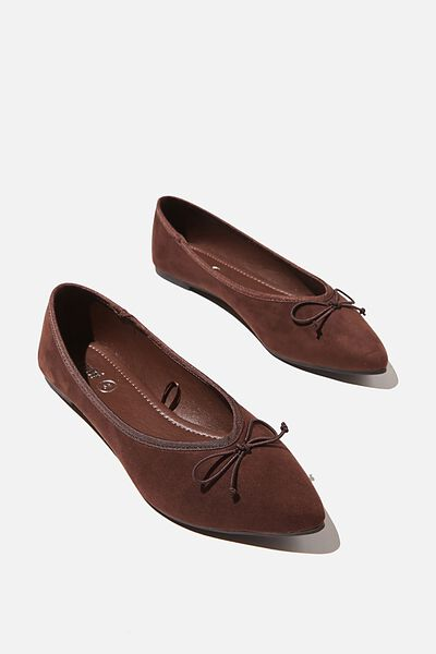 Essential Evelyn Point Ballet, CHOC MICRO