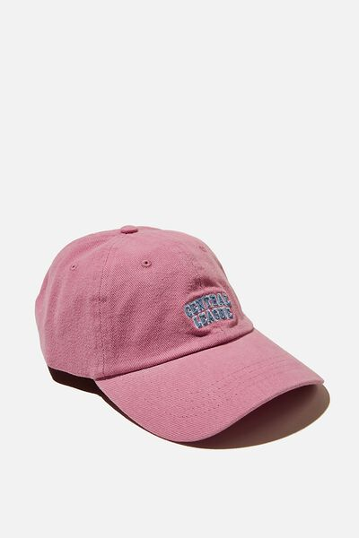 Classic Dad Cap, PINK CHERRY BLOSSOM/CENTRAL LEAGUE