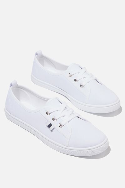 Amie Plimsoll, WHITE CANVAS
