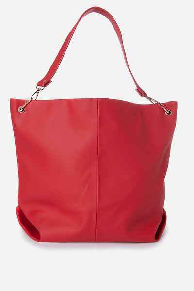 Everyday Tote, RED