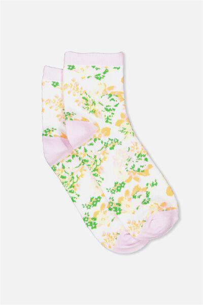 Fun Sock, BEAUTIFUL BLOOM