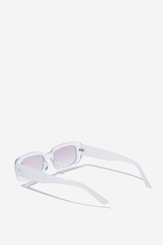 Abby Sunglasses, DUSK BLUE MULTI