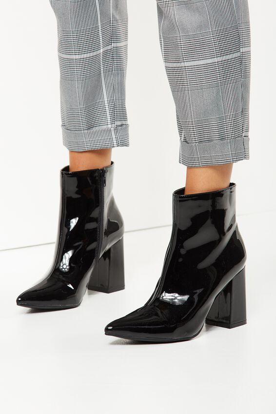 Rubi Shoes Nirvana Flared Heel Boot