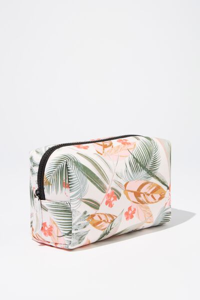 Marlee Cosmetic Case, TROPICAL FLORAL