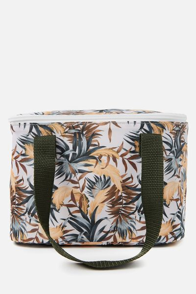 Chill Out Cool Bag, BANANA LEAF