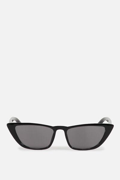 61cfe205c4 Vienna Short Frame Cat Eye Sunglasses