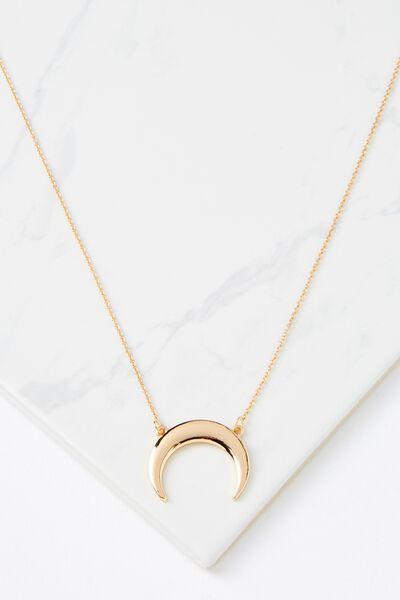 Surrey Necklace, GOLD