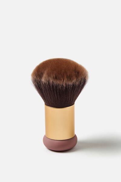 Body Bronzer Brush, GOLD