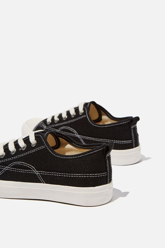 Jenna Low Rise, BLACK