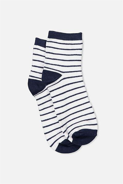 Fun Sock, FEEDER STRIPE