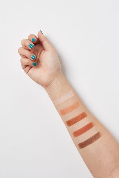 Eyeshadow Palette - 5 Colour, UH HUH HONEY