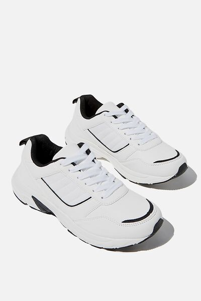 Blake Dad Trainer, WHITE BLACK