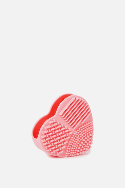Brush Cleaner, HEART
