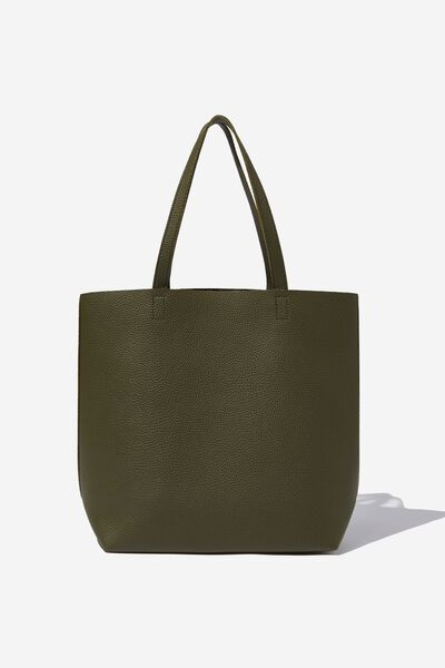 The Encompass Tote, KHAKI