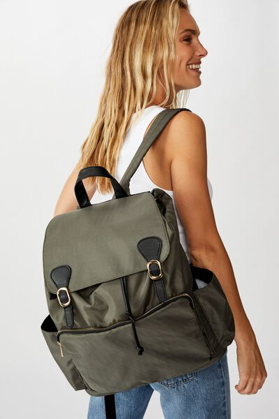 Blitz Backpack, KHAKI