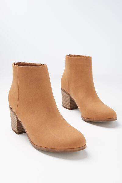 Clyde Zip Boot, SPICE