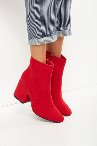 Floyd Boot, RED